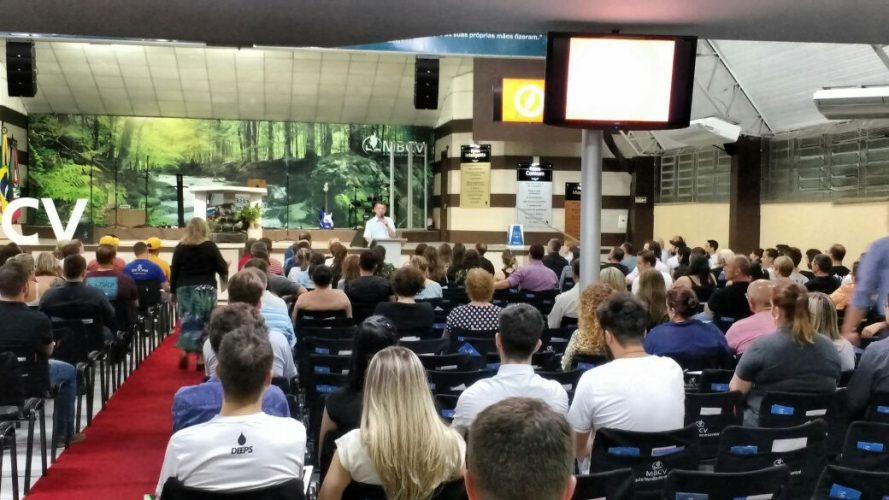 Ministrações no sul do Brasil